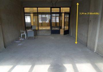 Saraçlar Sanayi Sitesinde 45m2 (ikinci kat) Kiralık İşyeri