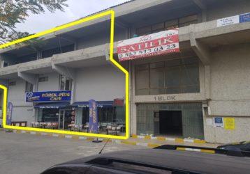 288m2 Ana Caddeye Cephe Showroom ve Mağazaya Uygun İşyeri