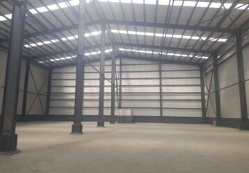 Organize Sanayi de 1.800m2 Düz Giriş Kiralık Fabrika